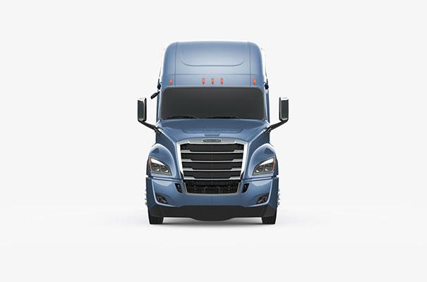 New Freightliner Cascadia - Freightliner Northwest