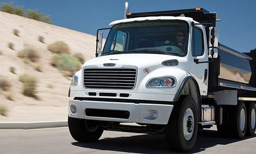 m2 106 vocational medium duty truck freightliner trucks