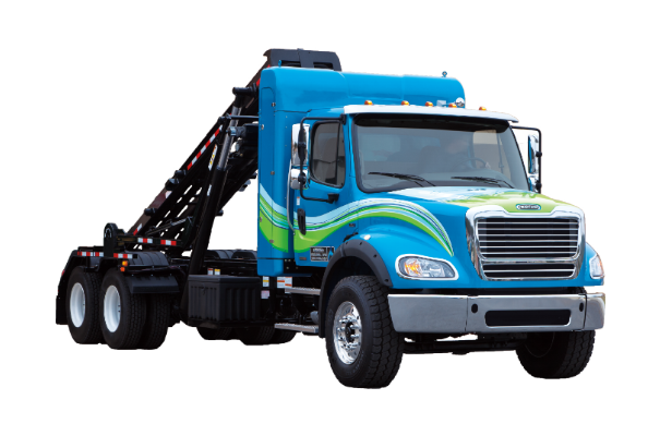 Freightliner M2 112 Natural Gas