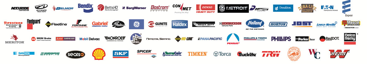 Pinnacle Truck Parts Brands