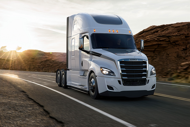 2017 Freightliner Columbia >> Introducing the new Cascadia! – News and Events