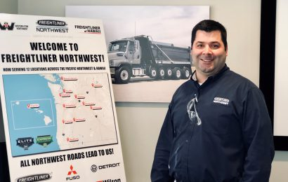 Introducing Freightliner Northwest's Pacific, WA Service Manager