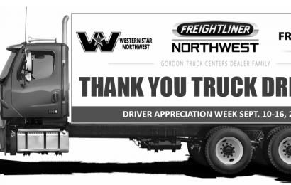 Driver Appreciation Week 2017