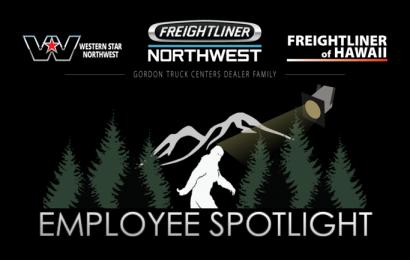 First Employee Spotlight Winner Announced