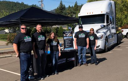Freightliner Northwest Attends the 2019 Southern Oregon Trade Careers Expo