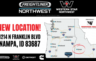 Gordon Truck Centers Acquires Western Idaho Freightliner in Nampa, ID