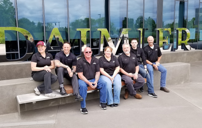 Freightliner Northwest Attends DTNA Service Performance Development