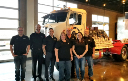 Freightliner Northwest Spokane Graduates DTNA SPD Program