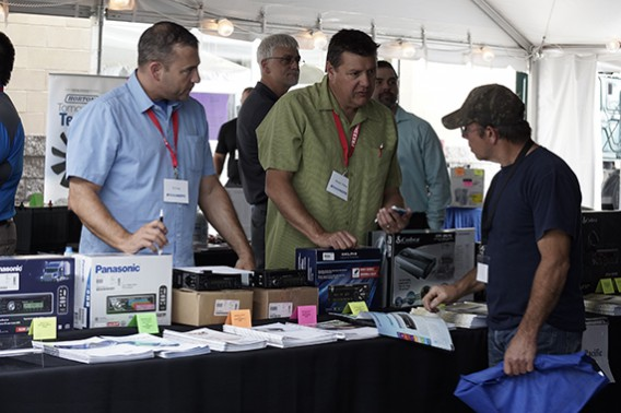 Freedom Truck Center Hosts Vendor Fair