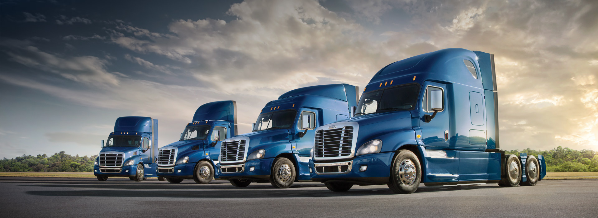 Largest Freightliner Preowned Inventory in the Northwest